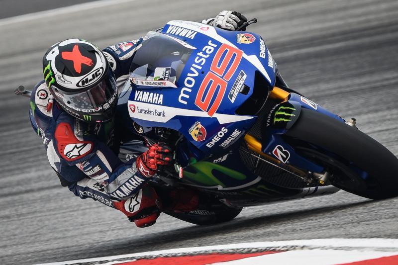 Juara Dunia MotoGP Jorge Lorenzo 2015