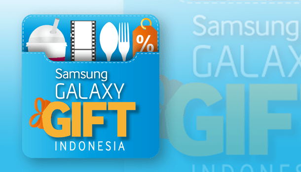 Samsung Galaxy Gift Indonesia