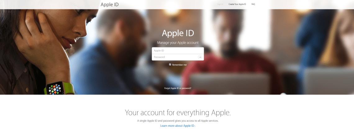 Cara Membuat Apple ID Gratis