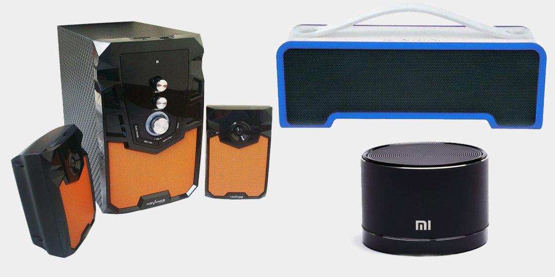 3 Merek Speaker Bluetooth Murah dan Berkualitas