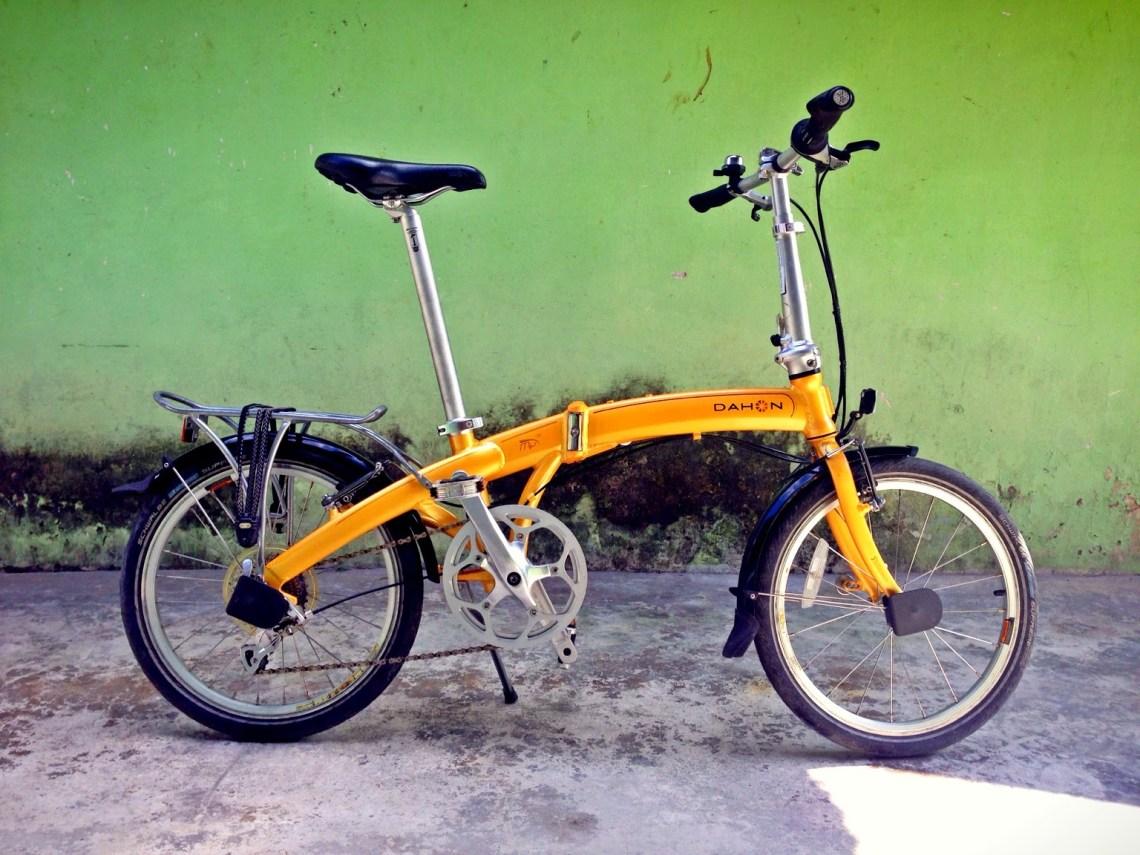 Dahon Sepedan Lipat Idaman p8