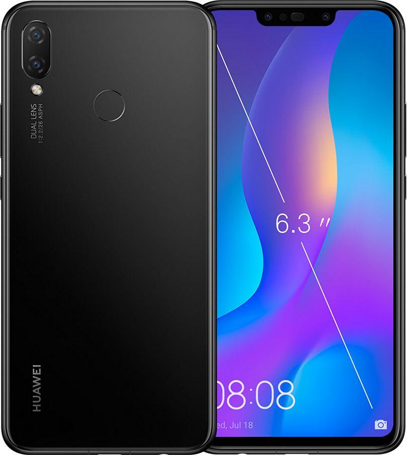 Huawei Nova 3i Warna Black