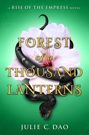 Rise of The Empress #1 Forest of a Thousand Lanterns