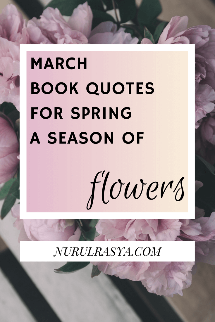 book quotes spring