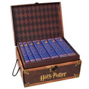 Harry Potter House Trunks Set Ravenclaw