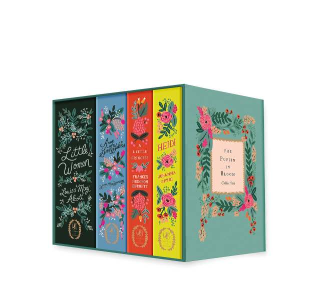 Puffin Bloom Collection