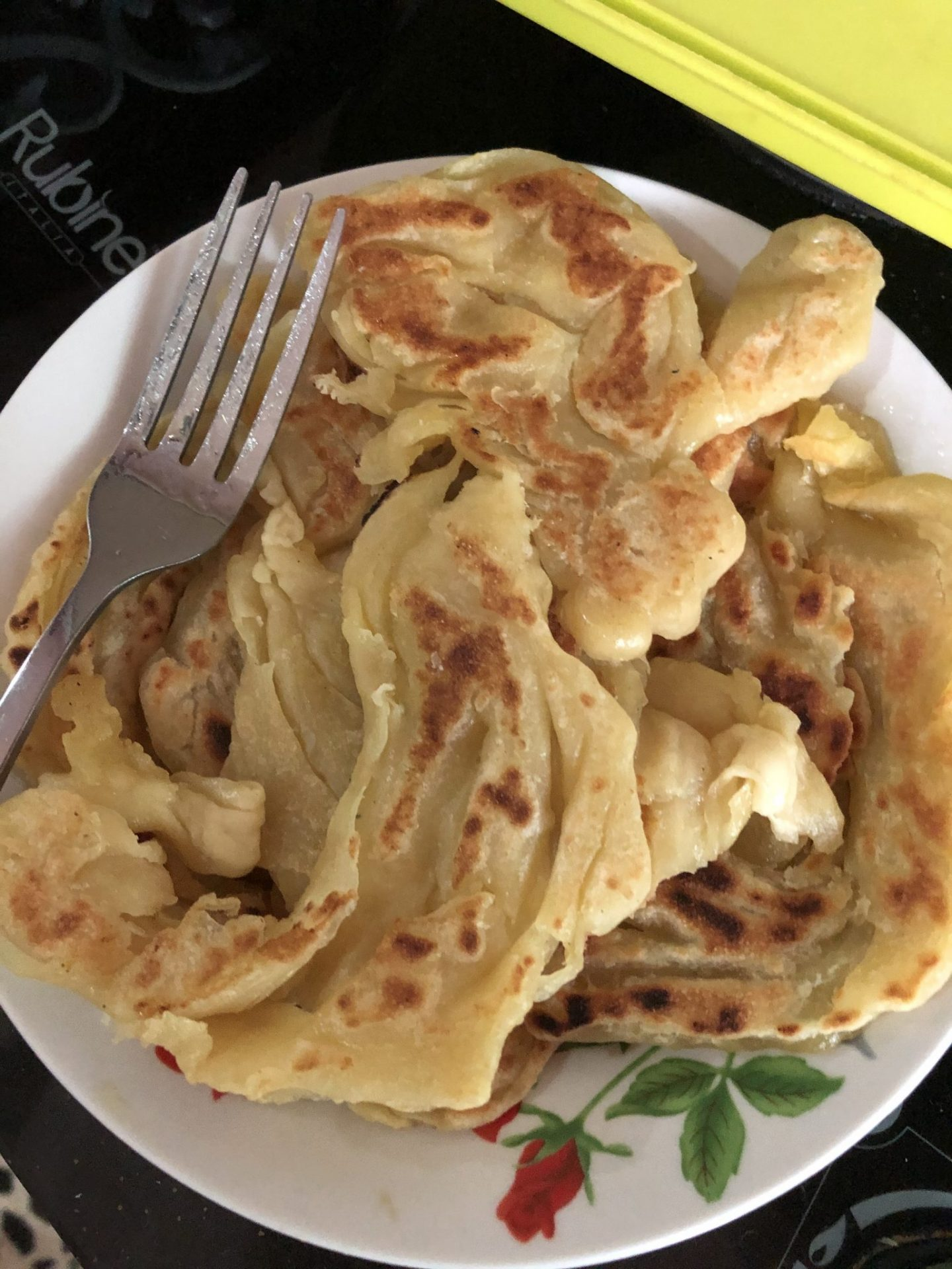 9 Productive Things To Do At Home; Roti Canai Homemade