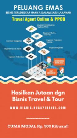 bisnis travel nusa7