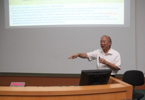 AIChE-SLS Outstanding Researcher Award Lecture by Professor Neal Chung, National University of Singapore