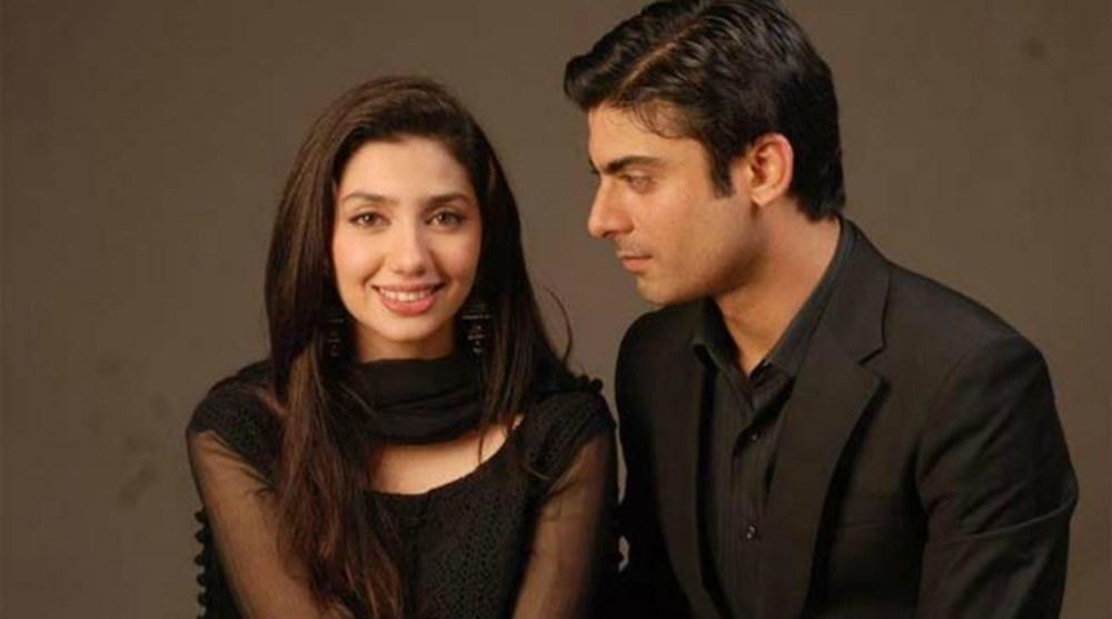 Mahira Khan and Fawad Khan, the main leads of Humsafar.