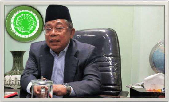 Ketua Umum Majelis Ulama Indonesia Maruf Amin di Kantor MUI by SelArt