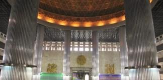 Mimbar Masjid Istiqlal (Ilustrasi). Foto: nusantaranews.co