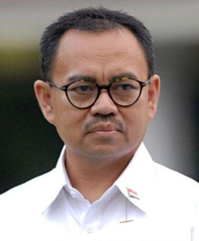 Menteri ESDM ke-15 RI Sudirman Said/Foto via Profilpedia