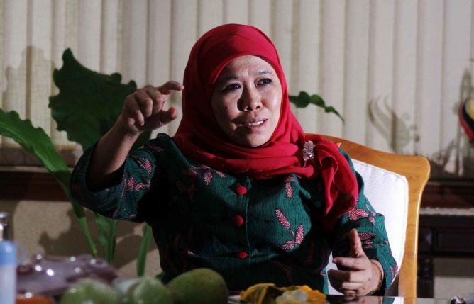 Menteri Sosial (Mensos) Khofifah Indar Parawansa/Foto: Dok. Humas Kemensos