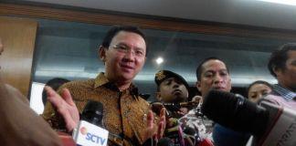 Gubernur DKI Jakarta Basuki Tjahaja Purnama alias Ahok/Nusantaranews Photo/Rere Ardiansah