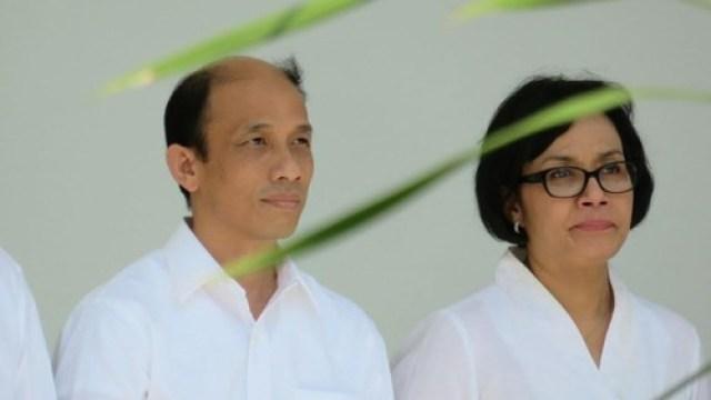 Menteri ESDM baru, Archnadra Tahar (Kiri)/Foto via Kepolink