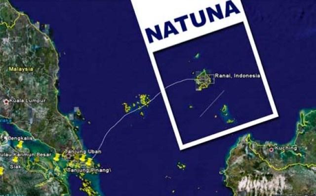 ILUSTRASI: Pulau Natuna, Kepri