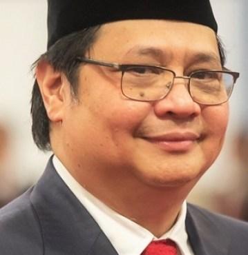 Menteri Perindustrian (Menperin), Airlangga Hartarto/Foto via Antara