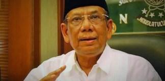 Anggota Dewan Pertimbangan Presiden (Wantimpres) KH Hasyim Muzadi/Foto nusantaranews via panjimas