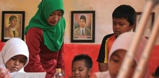Guru/Ilustrasi/Istimewa/Nusantaranews