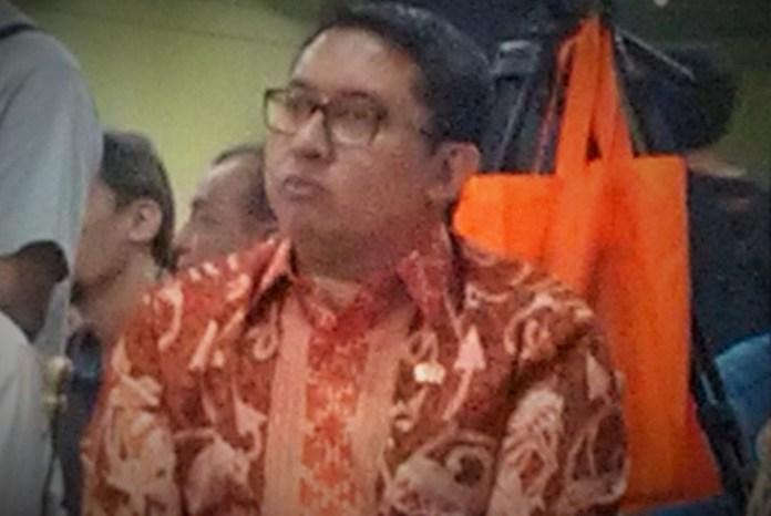 Wakil Ketua Umum Partai Gerindra Fadli Zon/Foto Sel/nusantaranews