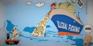Illegal Fishing/Ilustrasi via news.kpp.go.id