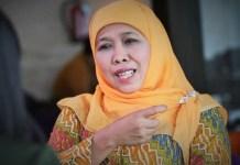 Khofifah Indar Parawangsa/Foto nusantaranews via liputan6