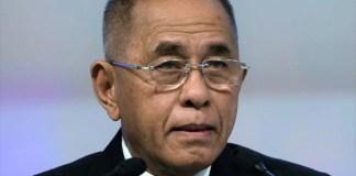 Menteri Pertahanan, Ryamizard Ryacudu (Foto Istimewa/Nusantaranews)