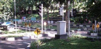 wisata Taman Edukasi Lalu Lintas di Yogyakarta/Foto nusantaranews/Don