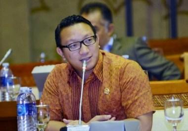 Anggota Komisi VII DPR RI, Aryo Djojohadikusumo/Foto via mediajakarta