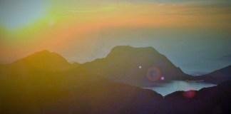 Danau Gunung Tujuh, Jambi/Foto via Wikimapia