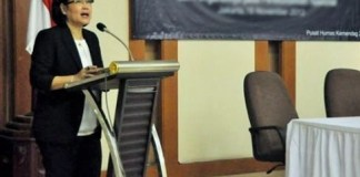 Direktur Jenderal Pengembangan Ekspor Nasional (PEN) Kemendag Arlinda Imbang Jaya/Foto Istimewa