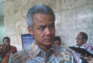Gubernur Jawa Tengah Ganjar Pranowo/Foto Liputan6