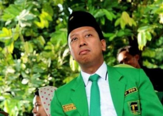 Ketua Umum PPP Romahurmuziy alias Romi/Foto via konfrontasi