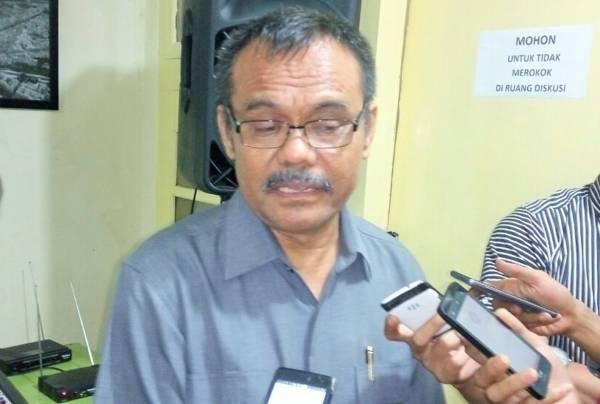 Direktur Eksekutif CISS, M. Dahrin Laode/Foto: via suaraas.com