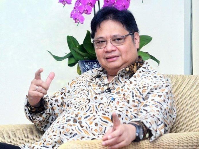 Menteri Perindustrian Airlangga Hartarto/Foto: dok. Kementerian