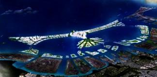 Reklamasi Pulau G/Ilustrasi Istimewa