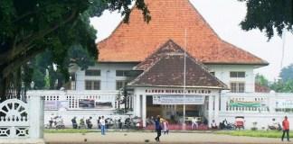 Sasono Hinggil atau Siti Hinggil/Foto Emer