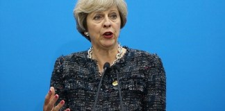 Perdana Menteri Inggris, Theresa May
