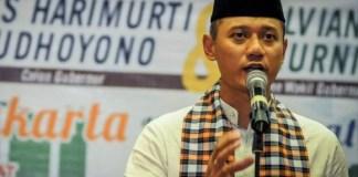 Agus Harimurti Yudhoyono menyampaikan pidato di DPP Demokrat, Jakarta, Jumat (23/9/2016)/Foto: liputan6.com