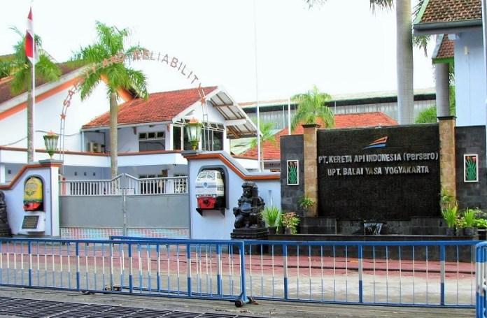 Balai Yasa Yogyakarta/Foto Ana/Nusantaranews