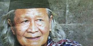 Budayawan Betawi Ridwan Saidi/Foto: Dok. ahok.org