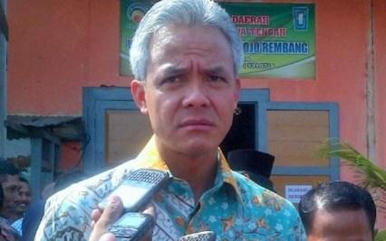 Gubernur Jawa Tengah, Ganjar Pranowo/Foto: via kompas.com