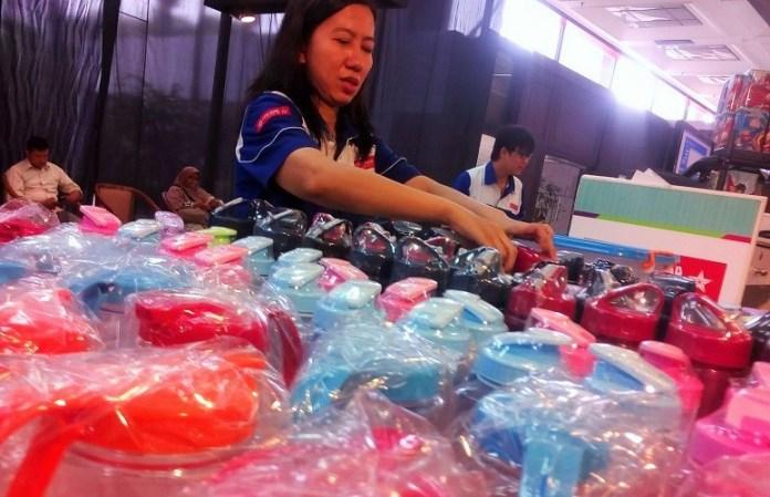 Pameran Produk Industri Plastik dan Karet pada 21-23 September 2016 di Gedung Kemenperin, Jl. Gatot Subroto Jakarta/Foto Andika / Nusantaranews