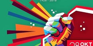 Cover Pedoman Sumpah Pemuda 1928 - 2016/Ilustrasi by Humas Kemenpora