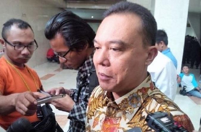 Ketua DPP Partai Gerindra, Sufmi Dasco Ahmad/Foto: beritaenam.com