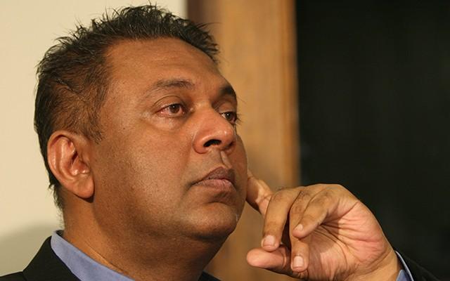 Menlu Sri Lanka Mangala Samaraweera. Foto via onlineethiopia