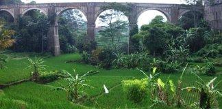 Pesona Jembatan Cincin, Jatinangor. Foto panoramio