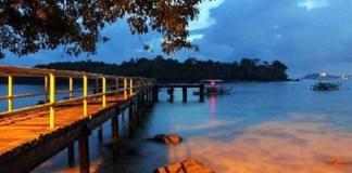 Pesona Pantai Iboih Sabang/ Foto: Dok. @nisrinamasnur