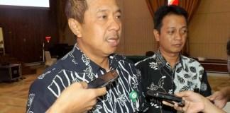 Presiden ederasi Serikat Pekerja Pertamina Bersatu (FSPPB) Noviandri/Foto: Bisnis Jakarta